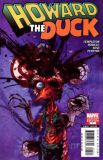 Howard the Duck (2007) 01 [Zombie Variant Cover]
