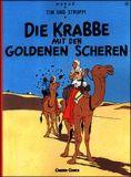 Tim und Struppi 08: Die Krabbe mit den goldenen Scheren