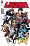 Legion of Super-Heroes (2012) 02: Konsequenzen