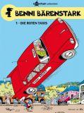 Benni Bärenstark 01: Die roten Taxis