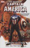 Captain America: The Death of Captain America Omnibus TPB
