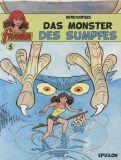 Franka 05: Das Monster des Sumpfes