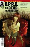 B.P.R.D.: The Dead remembered (2011) 01