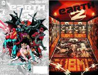 Earth 2 (2012) Set mit #0-15 + Annual 1