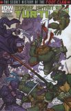 Teenage Mutant Ninja Turtles: The Secret History of the Foot Clan (2012) 01 (Incentive Cover)