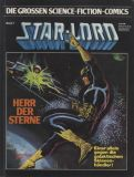 Die grossen Science-Fiction-Comics (1980) 01: Star-Lord: Herr der Sterne