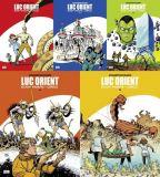 Luc Orient Gesamtausgabe (2011): Set mit Band 1-5