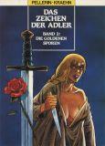 Das Zeichen der Adler (1988) 03: Die goldenen Sporen