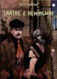 Arboris Graphic-Arts (1989) 14: Sartre & Hemingway