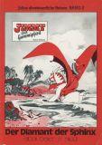 Julios abenteuerliche Reisen (1979) 02: Jimmy das Gummipferd - Der Diamant der Sphinx