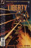 Showcase 95 11: Arkham Asylum / Hi-Tech / Agent Liberty