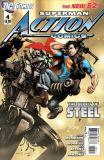 Action Comics (2011) 04 [Regular Cover]