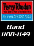 Perry Rhodan Romanhefte 1100-1149 im Set