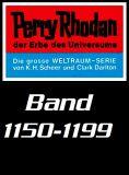 Perry Rhodan Romanhefte 1150-1199 im Set