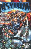 Asylum (1995) 07: Avengelyne / Battlestar Galactica / Megaton Man / Risk