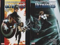 Ultimate Comics The Ultimates (2011) by Jonathan Hickman TPB 1+2 im Set