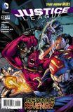 Justice League (2011) 20 [Variant]