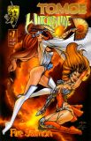 Tomoe/Witchblade: Fire Sermon (1996) 01