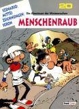 Die Abenteuer der Minimenschen (1987) 20: Menschenraub