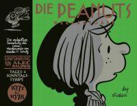 Die Peanuts Werkausgabe 14: Tages- & Sonntags-Strips 1977-1978