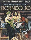 Comics für Erwachsene (1981) 08: Bornéo Jo