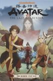 Avatar the Last Airbender (04): The Search Part 1