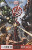 Avengers (2013) 09 [Regular Cover]