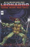 Teenage Mutant Ninja Turtles Color Classics - Leonardo Micro-Series (2013) 01