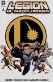 Legion of Super-Heroes (2012) 03: Der Ruf des Bösen