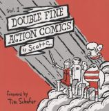 Double Fine Action Comics TPB 01