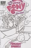 My Little Pony Micro-Series (2013) 01: Twilight Sparkle [Subscription Cover]
