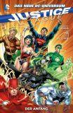 Justice League (2012) TPB 01: Der Anfang