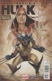 Indestructible Hulk (2013) 09 [Wolverine Variant Cover]