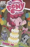 My Little Pony Micro-Series (2013) 05: Pinkie Pie [Incentive Cover]