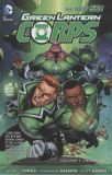 Green Lantern Corps (2011) TPB 1: Fearsome