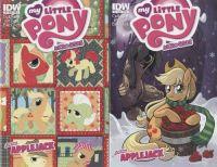 My Little Pony Micro-Series (2013) 06: Applejack