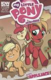 My Little Pony Micro-Series (2013) 06: Applejack [Incentive Cover]