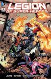 Legion of Super-Heroes (2012) 04: Tod und Triumph