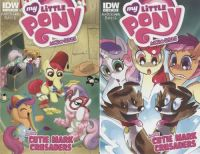 My Little Pony Micro-Series (2013) 07: Cutie Mark Crusaders