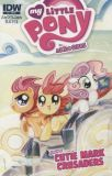 My Little Pony Micro-Series (2013) 07: Cutie Mark Crusaders [Incentive Cover]