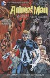 Animal Man (2012) TPB 3: Rotworld - The Red Kingdom