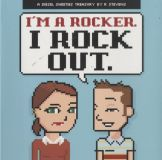 Diesel Sweeties TPB 01: I'm a Rocker. I rock out.