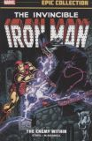 Iron Man Epic Collection TPB 01: The Enemy within