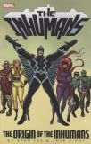 Inhumans: The Origin of the Inhumans TPB