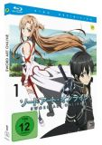 Sword Art Online Vol. 1 [Blu-ray]