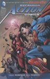 Superman: Action Comics (2012) TPB 02: Bulletproof