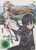 Sword Art Online Vol. 1 [DVD]