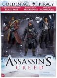 Assassins Creed: Golden Age of Piracy - Pirate 3-Pack