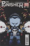 The Punisher (2014) 01 [Skottie Young Baby Variant]