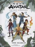 Avatar the Last Airbender: The Search - Library Edition HC